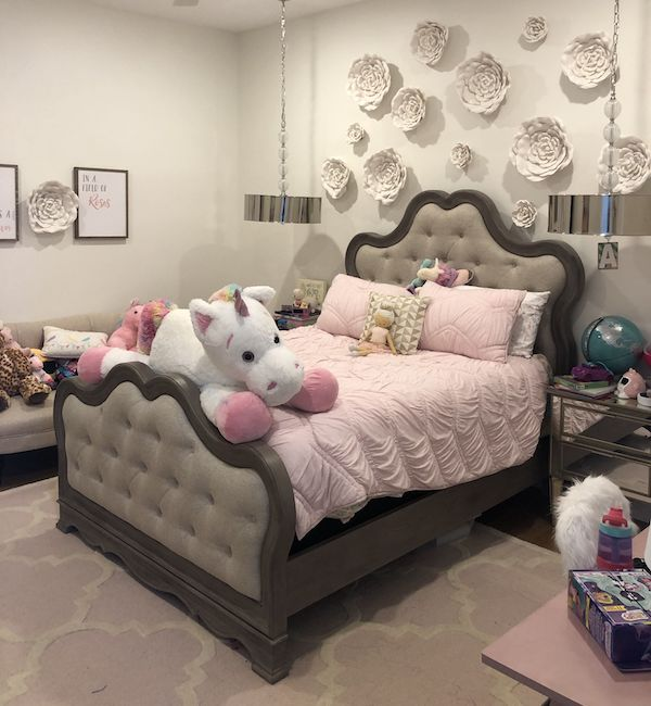 Stonebriar Kids Bedroom 600x650